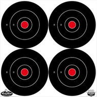 Birchwood Casey Dirty Bird 5.5 Inch Bullseye Target - 12 Pieces
