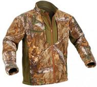 Artic Shield Heat Echo Fleece Jacket Realtree Xtra Camo Medium