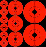Birchwood Casey Assorted Size Target Spot - 12 Pieces