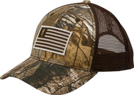 Browning Patriot Cap Realtree Xtra Camo Baseball Hat