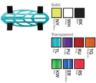 Bohning D-Flector Armguard Black