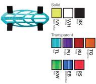 Bohning D-Flector Armguard Electric Blue