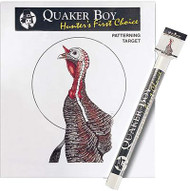 Quaker Turkey Target - 10 Pieces
