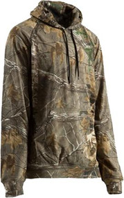 Berne Woodlot Thermal Lined Pullover Realtree Xtra Camo M