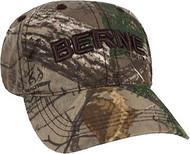 Berne Logo Cabin Hat Realtree Xtra Camo Baseball Hat