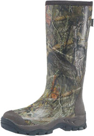 Browning X-Vantage 17 Inch 800g Rubber Boot Realtree Xtra Camo Size 11 - 1 Pair Boots