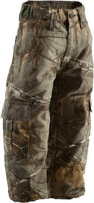 Berne Youth Field Pants Realtree Xtra Camo Large