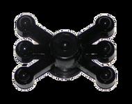 Bow Jax Monster Jax Split Limb Black - 1 Pair