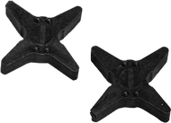 Bow Jax Super Slip Jax Black - 4 Pack