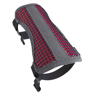 Allen Youth Mesh Armguard Hot Pink