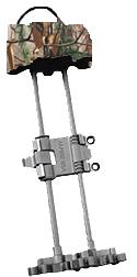 Alpine Power Loc 4 Arrow Quiver Xtra Camo