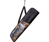 OMP Adventure Hunter 3 Tube Hip Quiver Black/Camo Right Hand