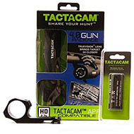 Tactacam TA-4C-GUN Ultimate 4.0 Gun Hunting Action Camera Package with Gun/Scope Mount & Under Scope Rail Mount & Extra Rechargeable Battery