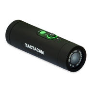 Tactacam TA-5-BOW 5.0 Wi-Fi Bow Hunting Action Camera Package with Flat Black Bow Stabilizer Mount