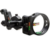 TruGlo Storm 3 Pin 029In. Fiber Optic Archery Sight TG3013B
