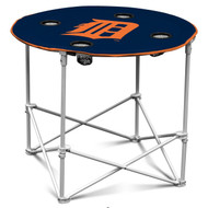 Logo Chair Detroit Tigers Round Table