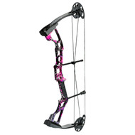 Darton Recruit Youth Compound Bow Pkg Muddy Girl 35-50lb LH