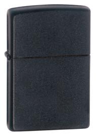 Zippo Black Matte 218