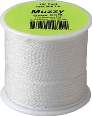Muzzy 600# Brownell Gator Cord 100Ft  1072