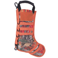 Osage River RuckUp Tactical Stocking - Blaze Orange Camo