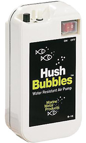 Marine Metal Hush Bubble Quiet 3 Vcd 2 D Batt 52 Hrs  B16