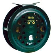 Martin Caddis Creek Fly Reel   20#/50yd bk 30yd/4wt CC61-BX6