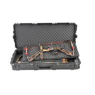 SKB 3i-4217-DB i-Series Bow/Rifle Case Black
