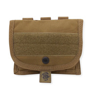 Tacprogear Small Coyote Tan Utility Pouch