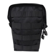 Tacprogear Large General Purpose Pouch Upright Black