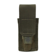 Tacprogear Multi-Purpose Flashlight Pouch Olive Drab Green