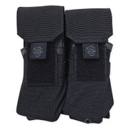Tacprogear Double Rifle Mag Pouch Black