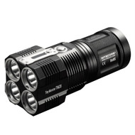 Nitecore TM28 Rechargeable Flashlight Set Black