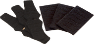 QAD Replacement Felt Kit Black