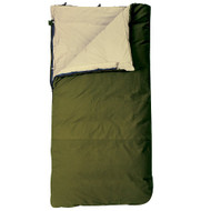 Slumberjack Country Squire 0 Degree Right Zip Sleeping Bag