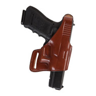 Bianchi 75 Venom Size 45 Belt Slide Holster Right Hand-Tan