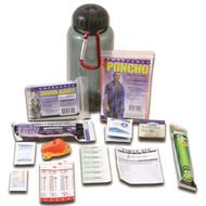 Ready America Basic Water Bottle Survival Kit