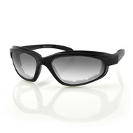 Bobster Fatboy Photochromic Sunglasses-Gloss Black Frame