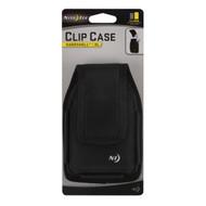 Nite Ize Clip Case Hardshell XL Black