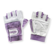Grizzly Womens Purple Grizzly Paw Gloves - Large