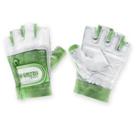 Grizzly Womens Green Grizzly Paw Gloves - Medium