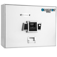 Barska BX200 Top Opening Biometric Security Safe-White