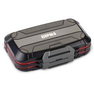 Rapala Utility Box 6.75in x 4in x 2in-Medium-Black