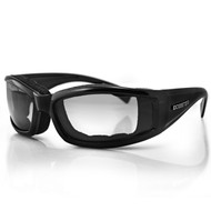 Bobster Invader Sunglass-Black Frame-Photochromic Lens