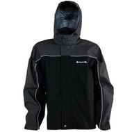 Compass 360 RoadForce Reflective Riding Jacket-Slate/Blk-XX