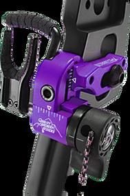 QAD Ultra HDX Rest Right Hand Purple