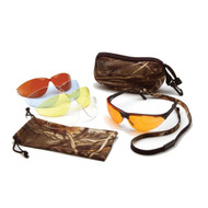 Ducks Unlimited Shooting Eyewear Kit 5 Interchangeable Lens