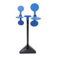 RTS Dual Veleta 3 Target System (3*200-3*150) - Blue
