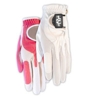 Zero Friction Womens Distance Pro GPS Golf Glove Pair RH