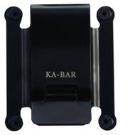 Ka-Bar TDI Accessory Metal Belt Clip for TDI Knives