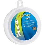 Seaguar Fluoro Premier 100% Fluorocarbon Leader 25 yds 100lb